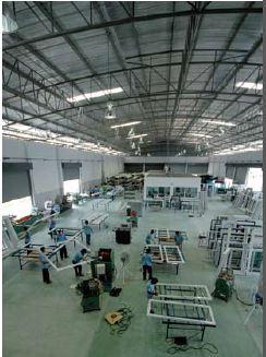 ARC-CMR - uPVC Windows and Doors Factory